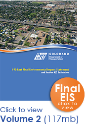 The I-70 East FEIS Document: Volume 2 - Attachment A through Attachment P (thumbnail of cover)