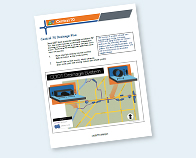 I-70 East Partial Cover Lowered Alternative Drainage Fact Sheet (thumbnail)