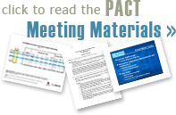 Click to view PACT Meeting Minutes