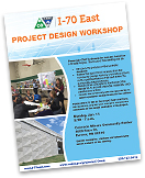 View flyer: January 11, 2016 Project Design Workshop