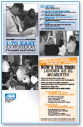 I-70 East Corridor EIS Project News, Volume 4, October 2005 (thumbnail of newsletter)