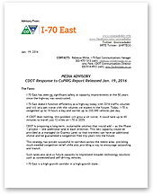 Media Advisory: CDOT Response to CoPIRG Report Released Jan. 19, 2016 (thumbnail of letter)
