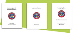Colorado Department of Transportation (CDOT) Right of Way and Relocation Brochures (thumbnails)