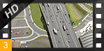 Flyover Animation of the I-70 Corridor (west to east along the I-70 alignment from the Brighton Boulevard Interchange to the Dahlia Street Interchange - I-70 East EIS Flyover Animation [HD]
