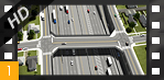 Flyover Animation of the I-70/Fillmore Street Overpass - I-70 East EIS Flyover Animation [HD]