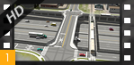 Flyover Animation of the I-70/Market Lead RR Overcrossing and the I-70/Monroe St Overpass - I-70 East EIS Flyover Animation [HD]