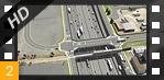 Flyover Animation of the I-70 Corridor (west to east along the I-70 alignment from the Brighton Boulevard Interchange to the Dahlia Street Interchange) - I-70 East EIS Flyover Animation [HD]